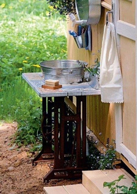 Рукомойники для дачи в деревне.